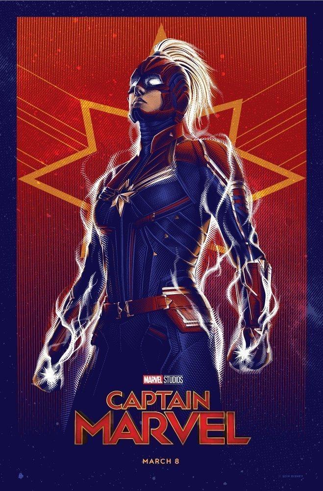 Nuevo Teaser De Captain Marvel Nos Muestra A La Heroína