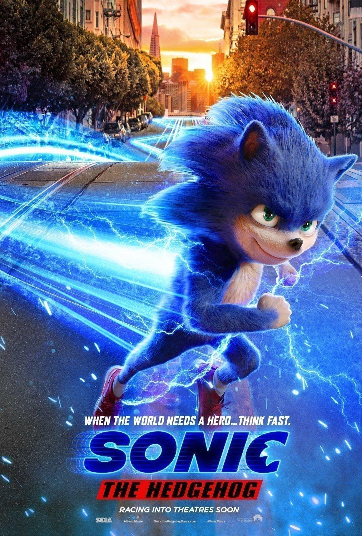 Fanatico Reimagina A Sonic The Hedgehog Con Diseno Tradicional