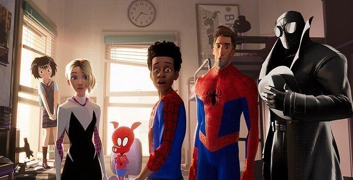 Animadores de 'Spider-Man: Into the Spider-Verse' revelan su inspiración del anime