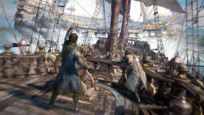 Ubisoft anuncia que Skull & Bones retrasa su lanzamiento para 2022/2023