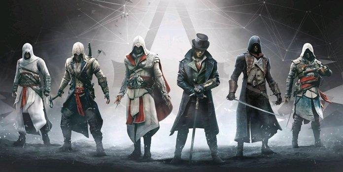 Momentos históricos de la franquicia 'Assassin's Creed'