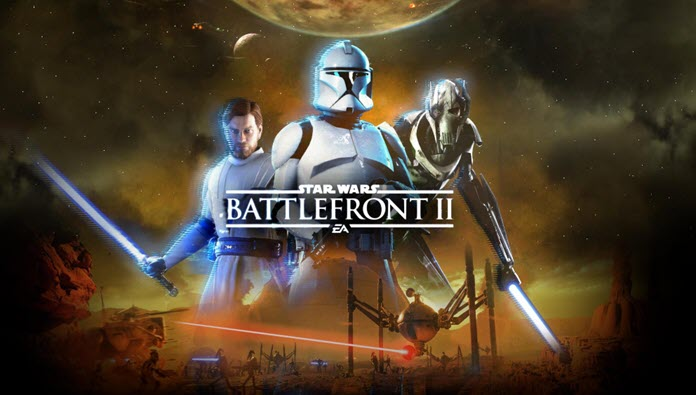 Nueva actualización de 'Star Wars Battlefront 2' añadirá nuevos soldados clon