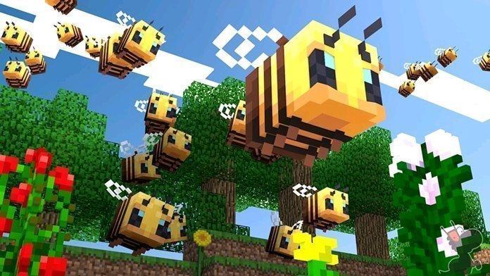 Nueva actualización de 'Minecraft Java Edition' agregará abejas