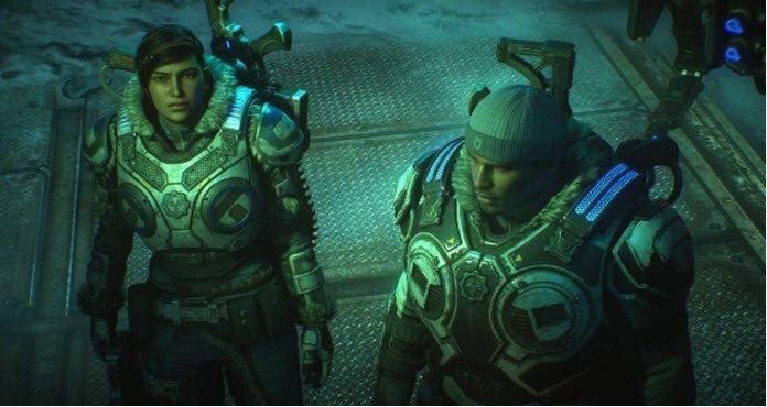 The Coalition revela hoja de ruta de contenidos de 'Gears 5'