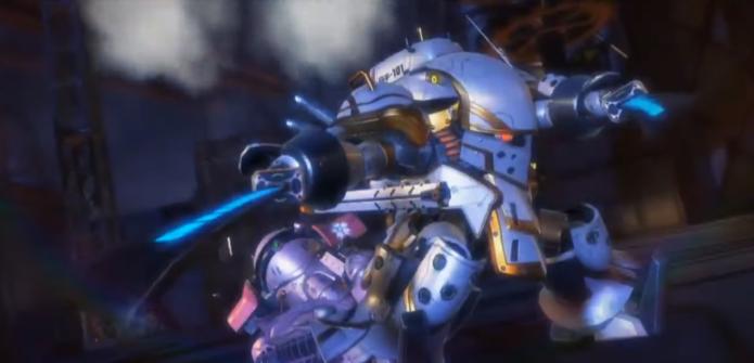 Sega presenta video de jugabilidad de Project Sakura Wars en el TGS