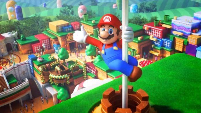 Super Nintendo World contará con Mario Kart como su atracción inicial
