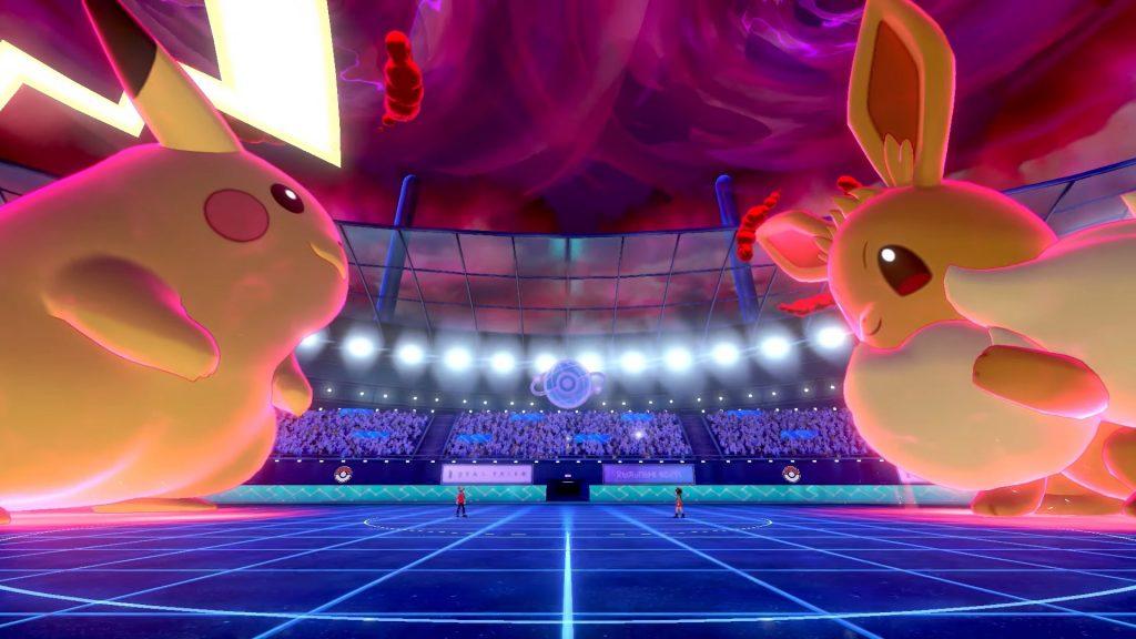 Nuevo Tráiler de Sword and Shield muestra a Pikachu Gigantamax