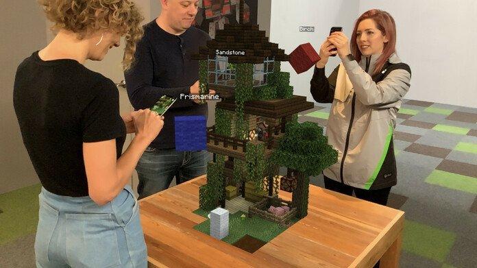 Minecraft se estrena en Nueva Zelanda e Islandia