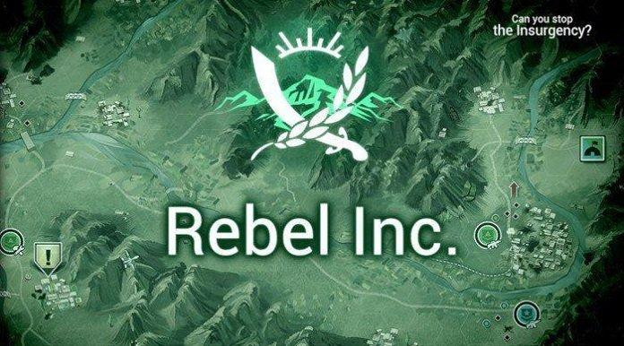 Rebel Inc toma una dirección muy diferente a su predecesor Plague Inc
