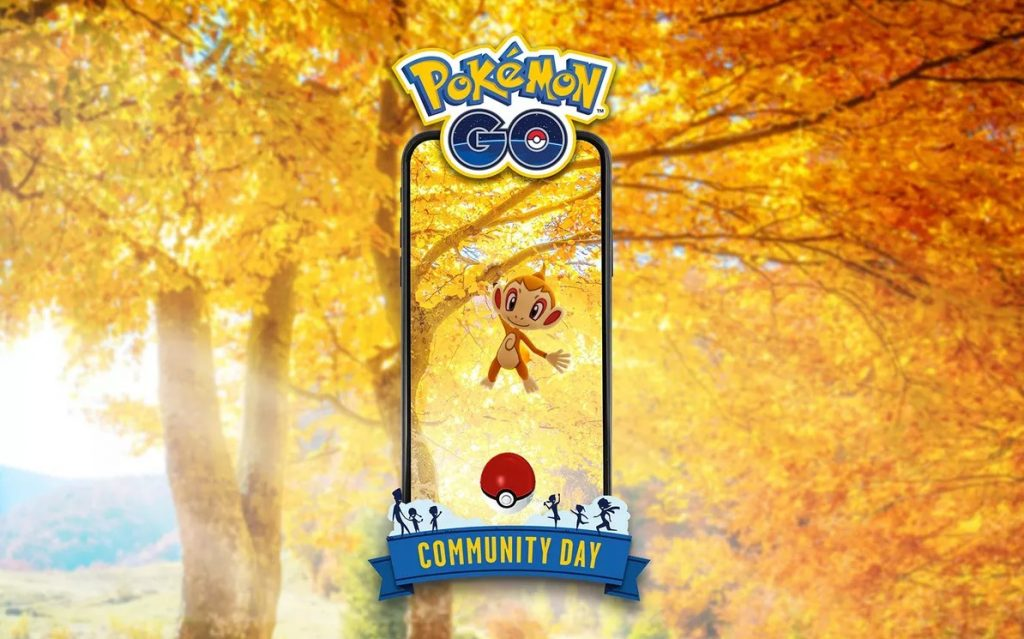 Chimchar es la estrella del próximo Día de la Comunidad de Pokémon Go