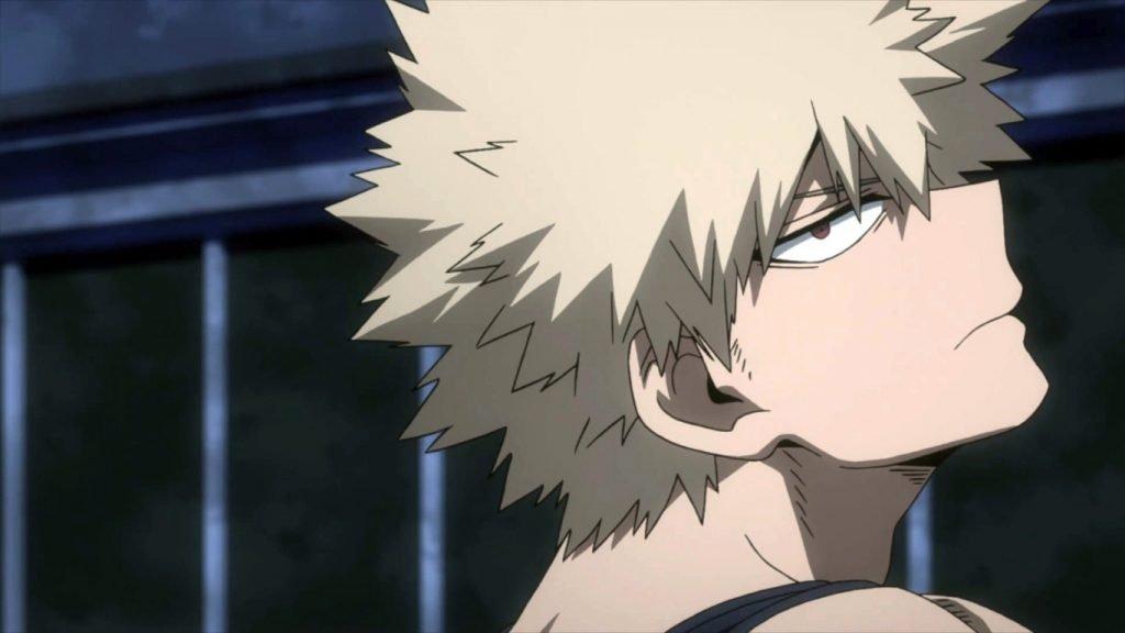 Boku no Hero Academia revela al autoproclamado rival de Bakugo