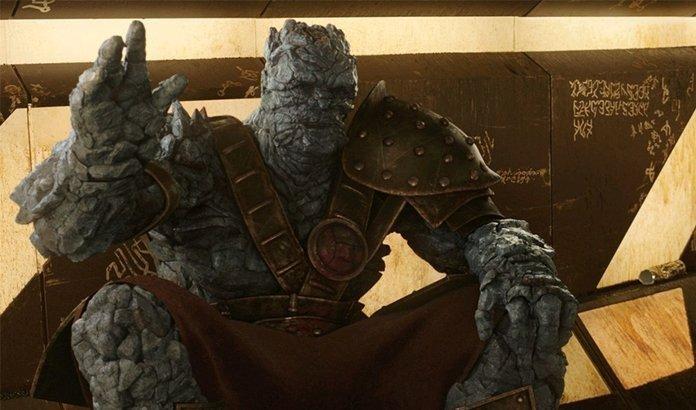 Director de 'Thor: Ragnarok' anuncia regreso de Korg para 'Thor: Love & Thunder'