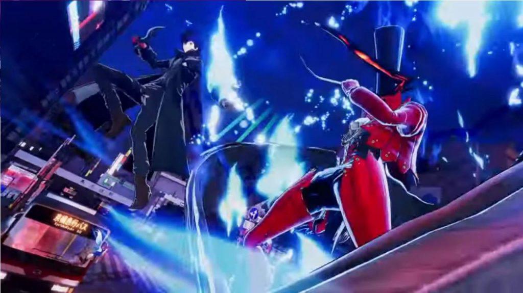 Persona 5 Scramble: The Phantom Strikers se develará el 24 de octubre