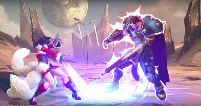 Riot Games revela detalles del juego de lucha de 'League of Legends'