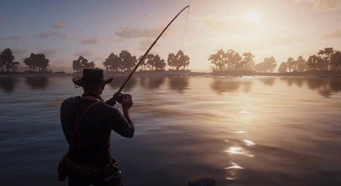 'Red Dead Redemption 2' tiene un gigante pez bagre oculto en el pantano - PlayerOne