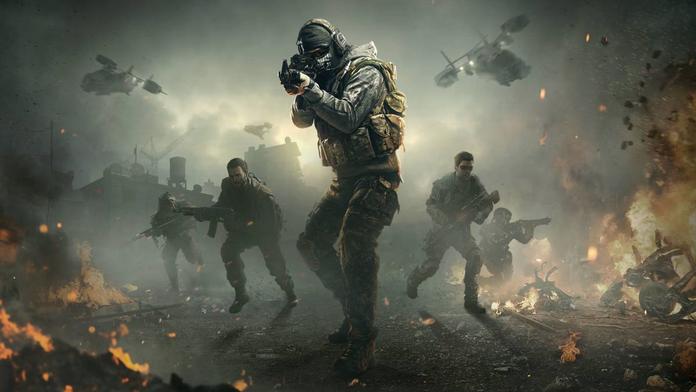 Mobile recibe nuevo modo Battle Royale 20vs20 — Call of Duty