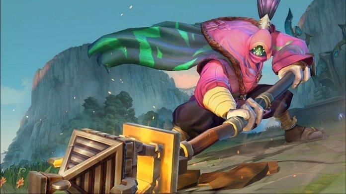 League Of Legends Wild Rift Beta Ios
