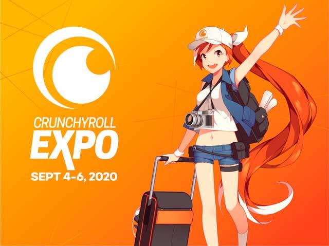 Crunchyroll Expo 2020 se traslada al plano virtual