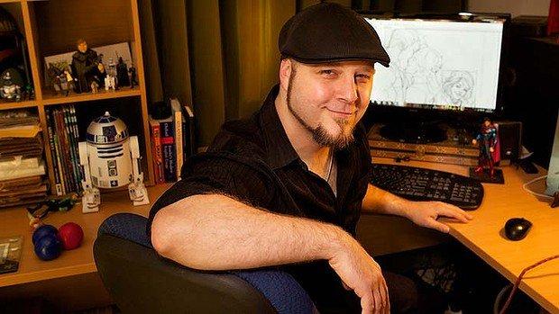 Tom Taylor de DC anuncia el retorno de Amazing-Man