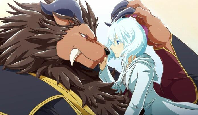 Manga Sacrificial Princess & the King of Beasts está a pocos capítulos de terminar