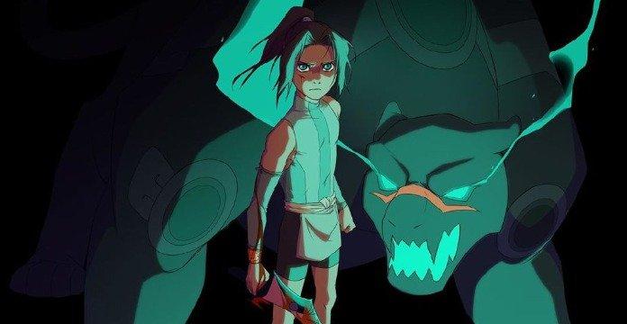 Izel el protagonista de Onyx Equinox