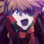 Asuka corriendo y gritando