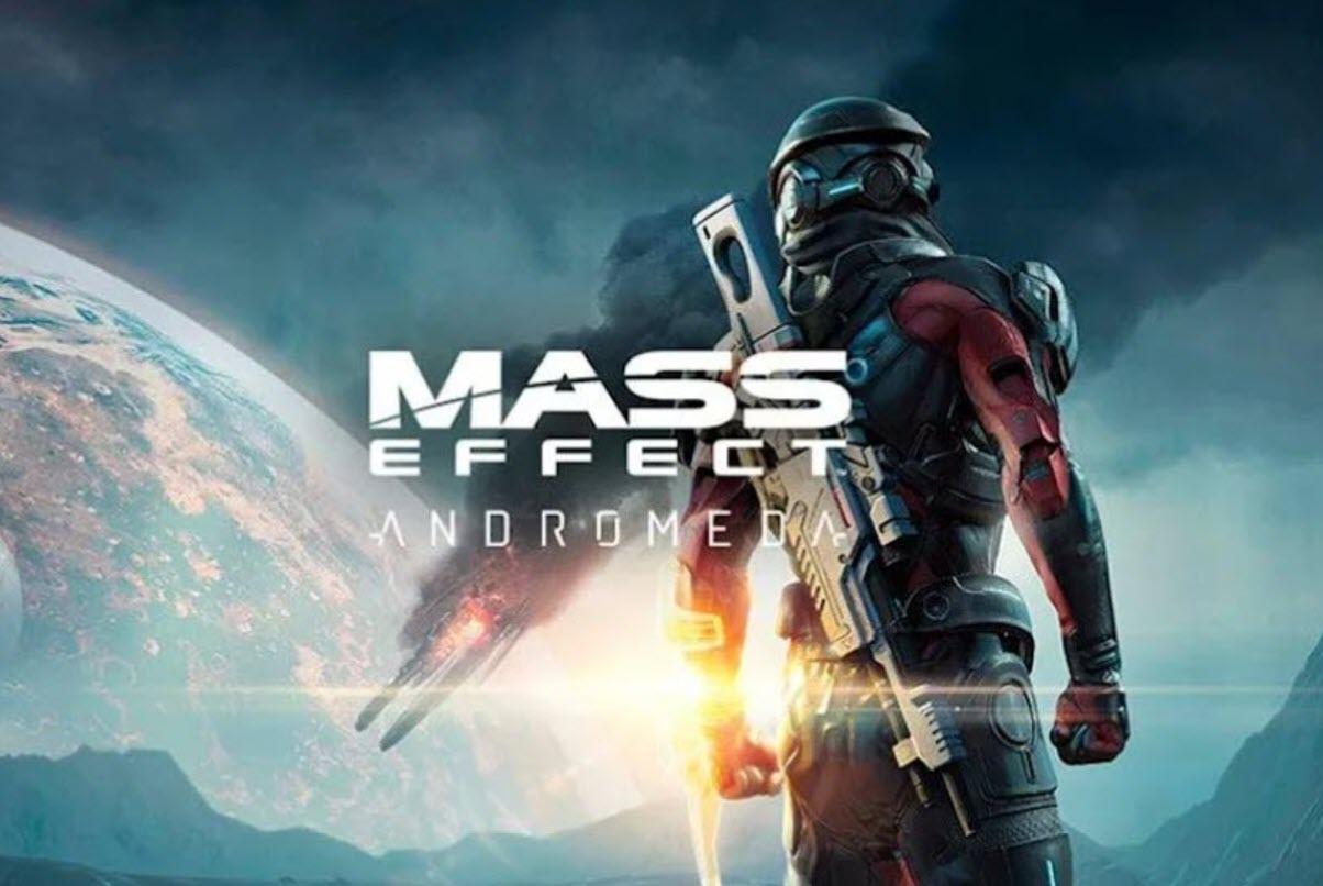 Imagen de un astronauta del futuro con un fusil a la espalda y al fondo un planeta donde están cayendo dos misiles.