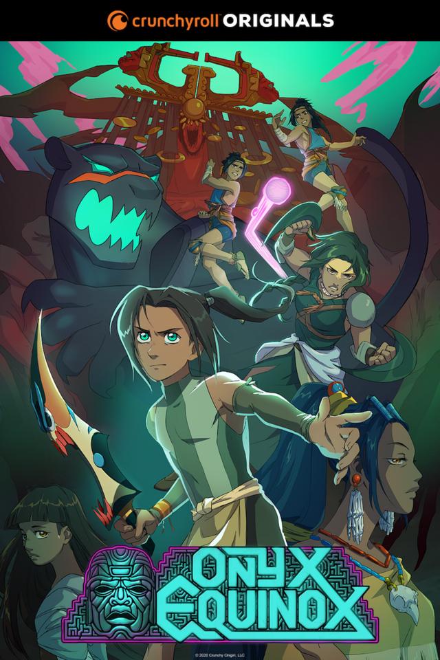 Poster promocional de Onyx Equinox