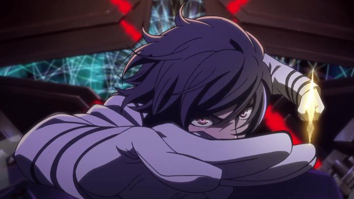 Protagonista de Akudama Drive listo para pelear