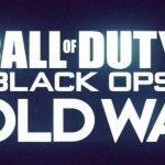 Logo de Call of Duty: Black Ops Cold War