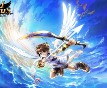 Portada de Kid Icarus: Uprising en 3DS.