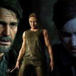 Joel, Abby y Ellie, protagonistas de The Last of Us II.