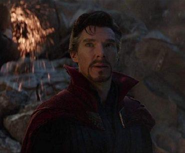 Doctor Strange protagoniza escena improvisada de Avengers: Endgame