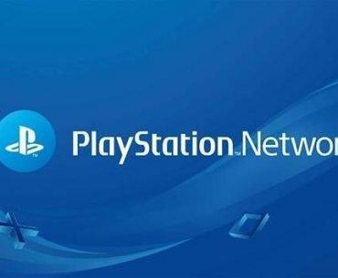 Imagen promoconal de PlayStation Network en fondo azul