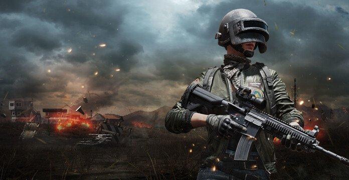 Imagen conceptual de PUBG en Páramo, el nuevo mapa del juego.