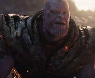 Thanos es derrotado por Tony Stark en Avengers Endgame