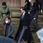 Robert Pattinson en rodaje de 'The Batman' en Liverpool