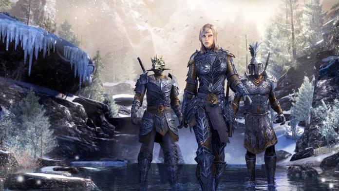 Imagen de The Elder Scrolls Online, juego de Zenimax