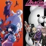 Akudama Drive y Danganronpa se unen en una portada