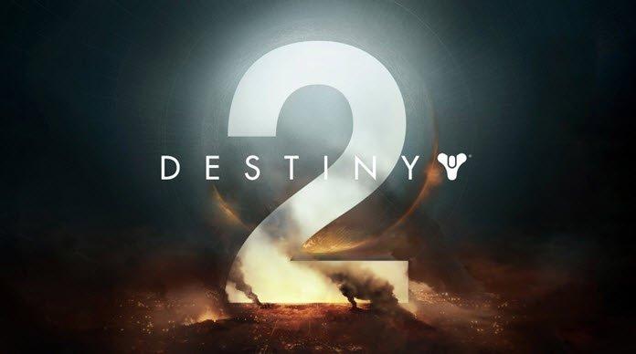Portada de Destiny 2.
