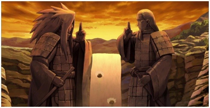 El Valle del Fin en Naruto