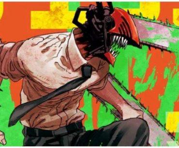 El protagonista de Chainsaw Man
