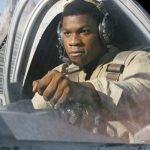 John Boyega en su rol de Finn para Star Wars