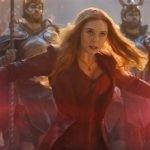 Wanda Maximoff, alias Scarlet Witch, en Avengers: Endgame