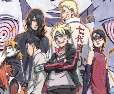 La muerte de Naruto en Boruto Next Generation