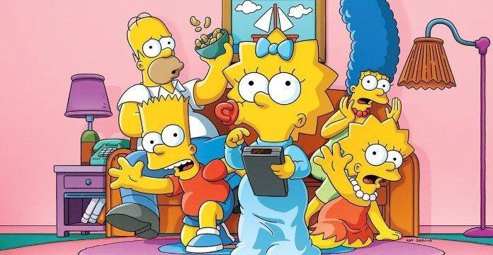 Los protagonistas clásicos de Los Simpsons