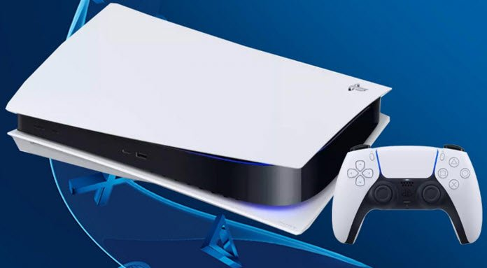PlayStation 5 con el control DualSense