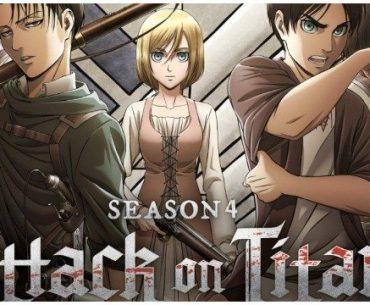 Personajes principales de Attack on Titan