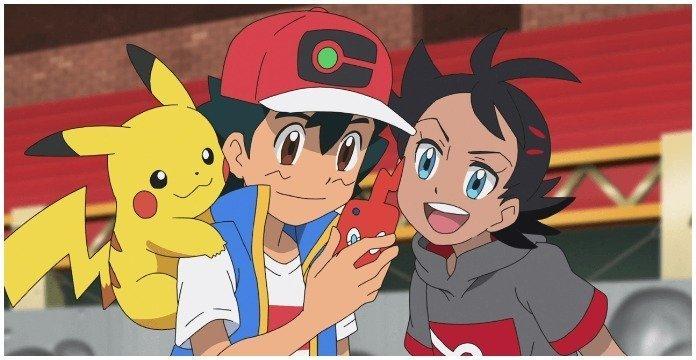 Pokémon Journeys The Series llega a Netflix