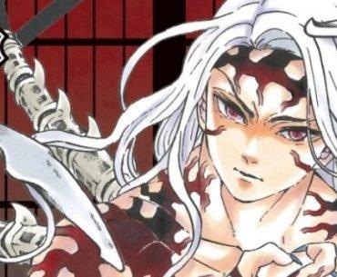 Portada del volumen 22 de Kimetsu no Yaiba